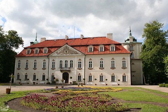 Museum und Park in Nieborow