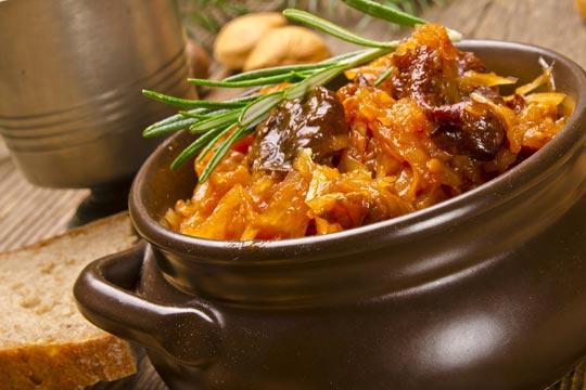 Spezialitäten der polnischen Küche