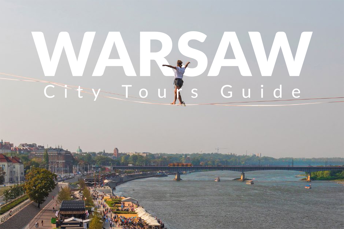 Warsaw City Tours Guide voor professionals